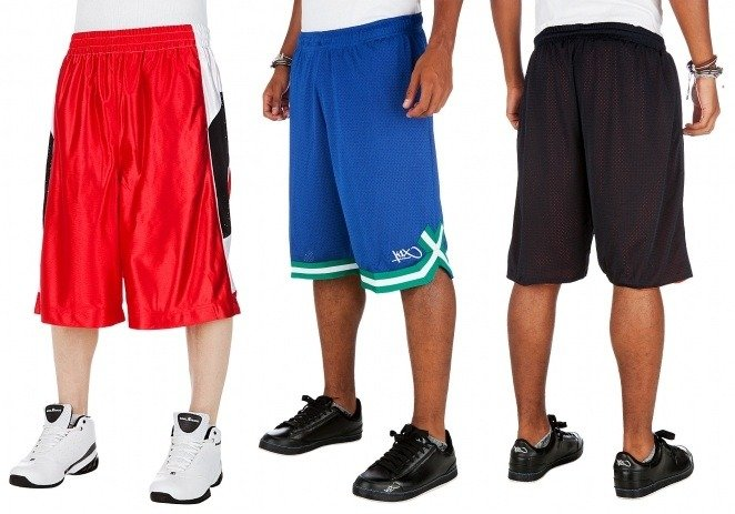 Show me your Shorts – Cargos vs. Basketballshorts, was kommt besser? Teil 1