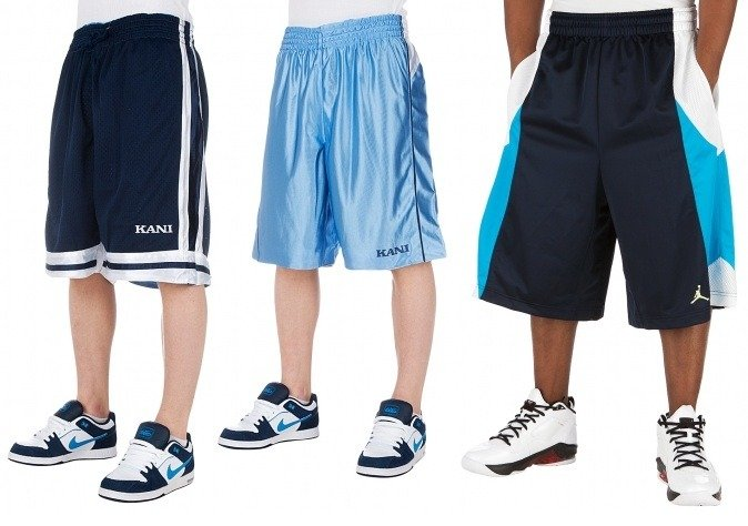 Cargo Hosen vs. Basketballshorts: Teil 3