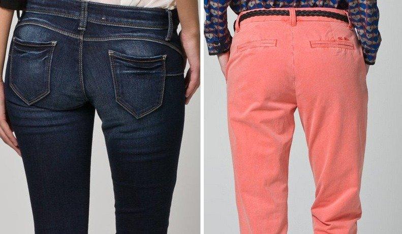 Chinos vs. Jeans - Wer ist besser? Teil 2