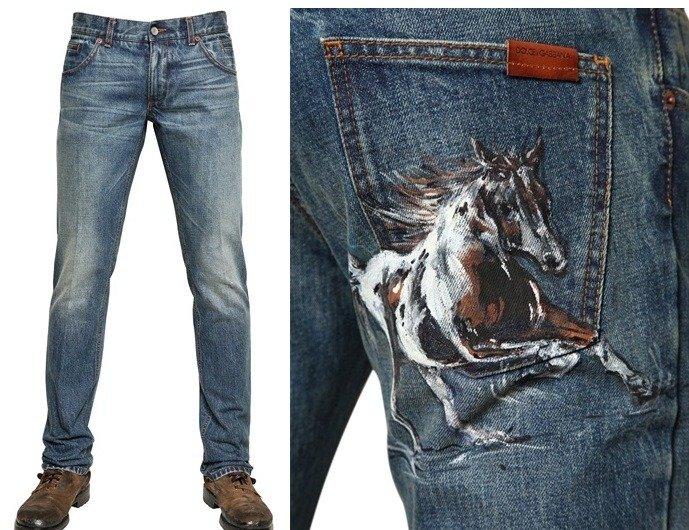 Die teuersten Jeans: Platz 5 und 6