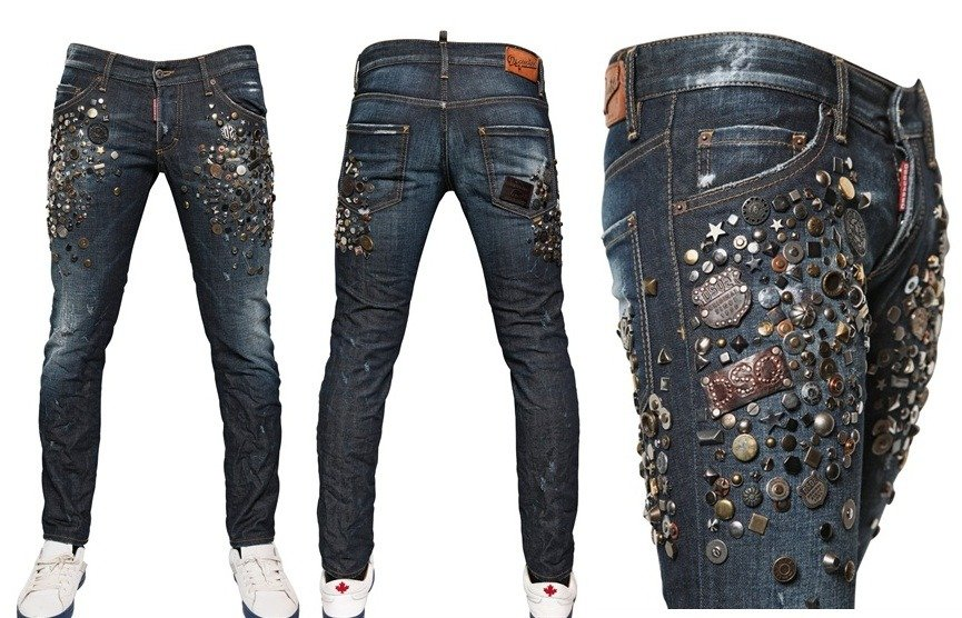die teuersten jeans der welt platz 1 und 2. Black Bedroom Furniture Sets. Home Design Ideas