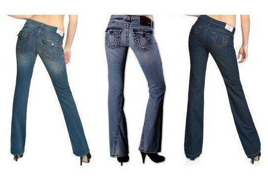 Die Rückkehr der Bootcut Jeans: Teil 3