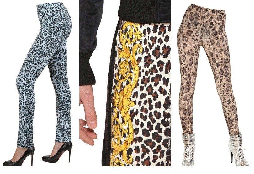 Jeans mit Prints – ein Kleidungsstück erfindet sich neu