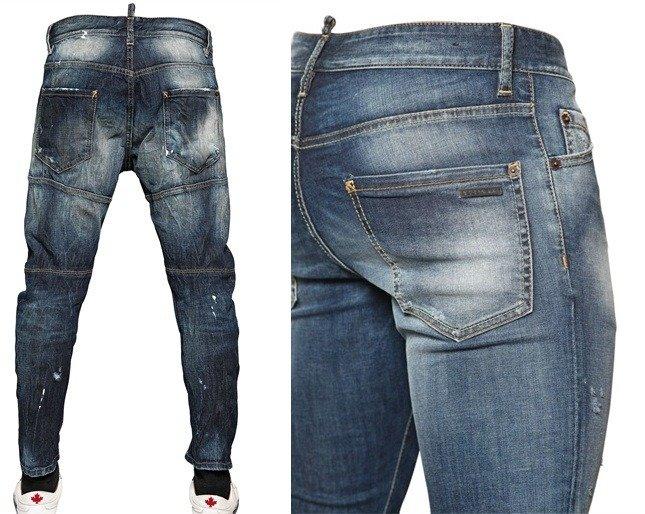 Jeans Styles: aufregende Waschungen feiern ein Comeback