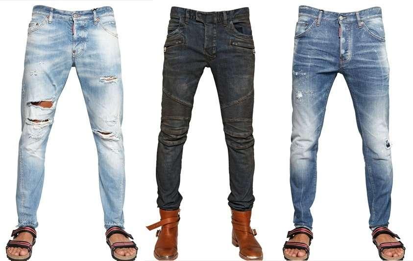 Das Label auf der Jeans – groß und breit oder klein und dezent?