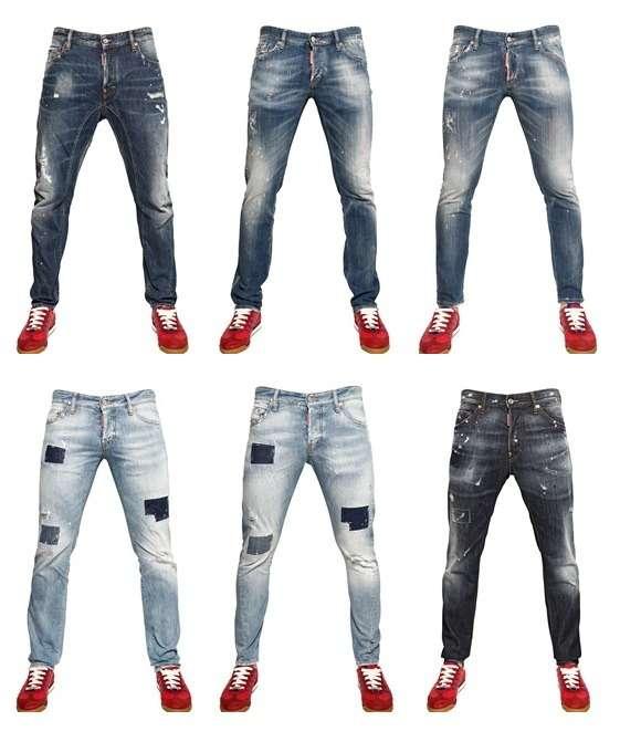 Dsquared Jeans 2013 – es bleibt rough