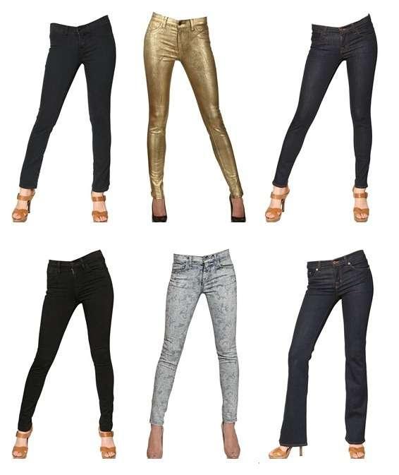 J Brand Jeans 2013 - die Harmonie zwischen Material und Passform
