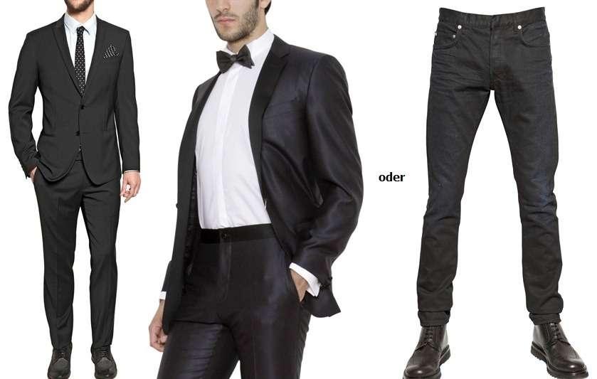Die Jeans als Teil des Business-Looks – No-Go oder machbar?