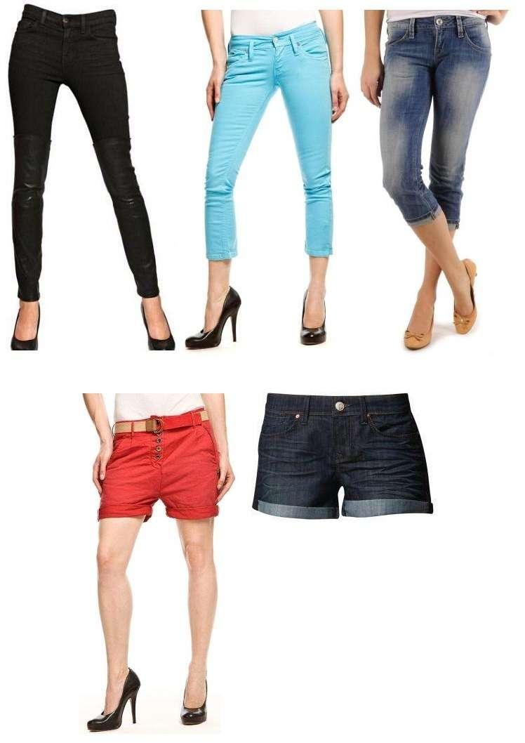 Auf die Länge kommt es an – Hosen und die Längenproblematik