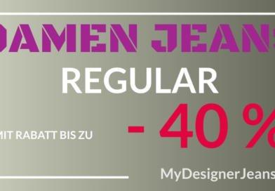 Damen Jeans Regular