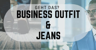 Business Outfit Jeans