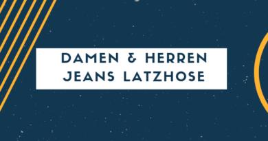 Jeans Latzhose