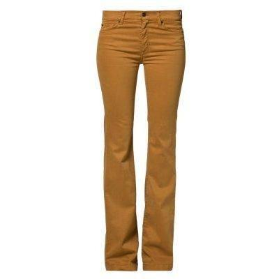 7 for all mankind CHARLIZE Jeans moustard
