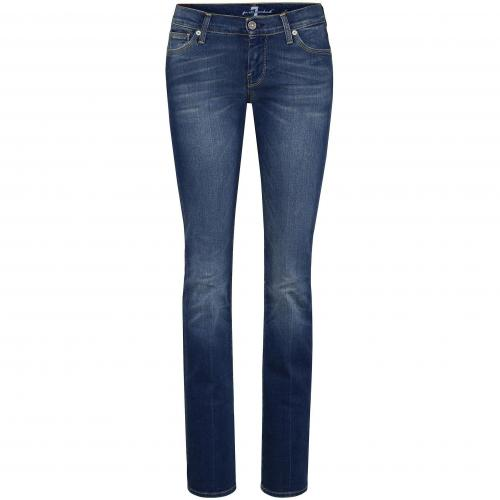 7 for all mankind Damen Jeans Straight Leg in Midnight Miami