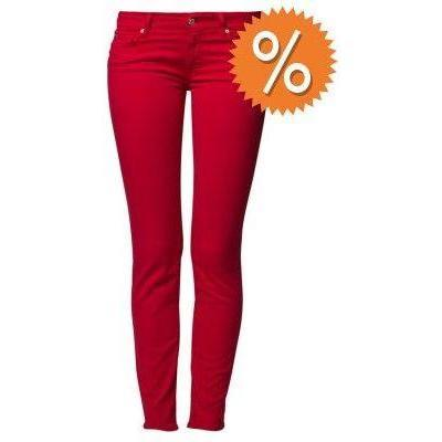 7 for all mankind GWENEVERE Jeans raspberry
