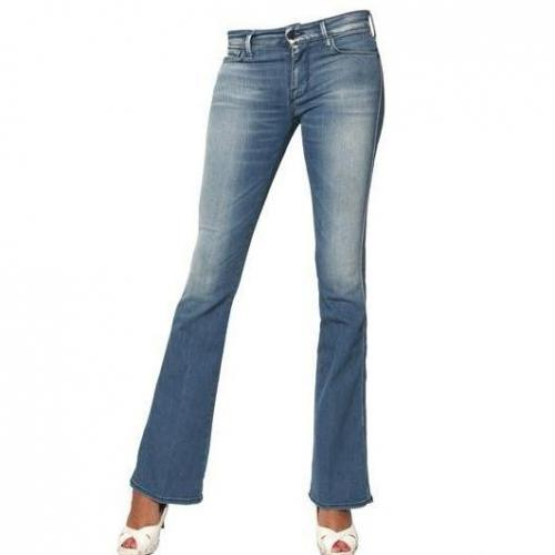 7 For All Mankind - Kaylie Denim Stretch Boot Cut Jeans