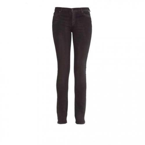 7 For All Mankind - Skinny Modell The Skinny Wico Farbe Schwarz