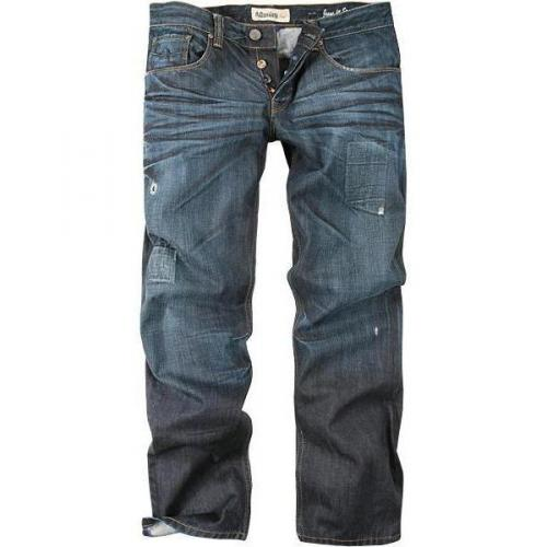 ADenim Fit Dirty Vintage dunkelblau 8834/Alex/890