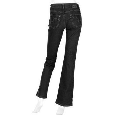 Angels Bootcut-Jeans Luci Navy
