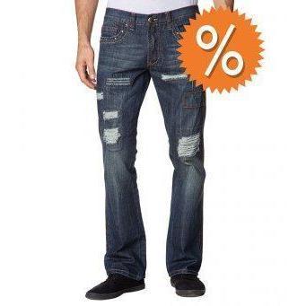 Antique Rivet Jeans dunkelblau
