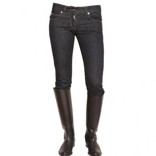 Aquascutum - Slim Fit Low Rise Jeans