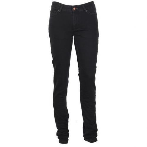 Avelon Jeans Neon schwarz