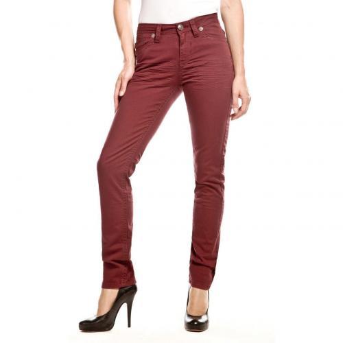 Blue Fire Nancy Jeans Slim Fit Rot