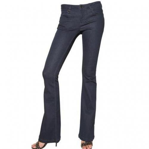 Burberry Brit - Camdem Flared Stretch Denim Jeans