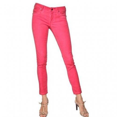 Burberry Brit - Wetstbourne Washed Stretch Denim Jeans