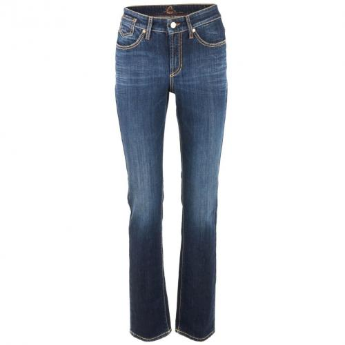 Cambio Washed Blue Jeans Piper