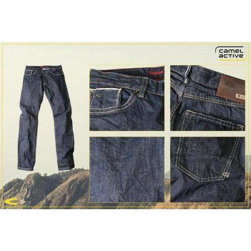 camel active 5-Pocket Red Selvage 488610/0947/44