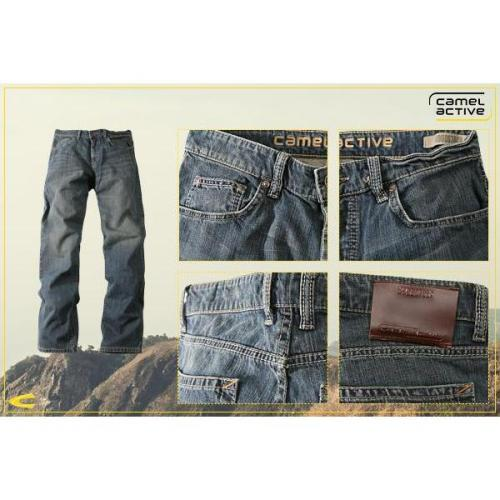 camel active Jeans Woodstock denim 488280/939/42