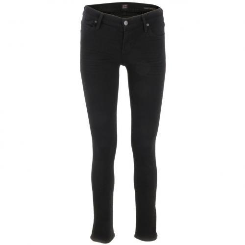 Citizens of humanity Black Skinny Jeans Avedon Sky
