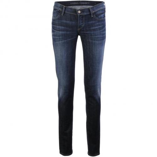 Citizens of humanity Blue Skinny Jeans Avedon