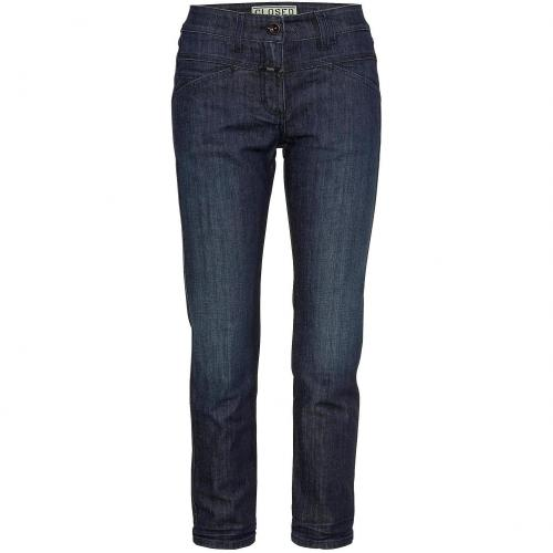 Closed Damen Jeans Pedal Position Blue 21