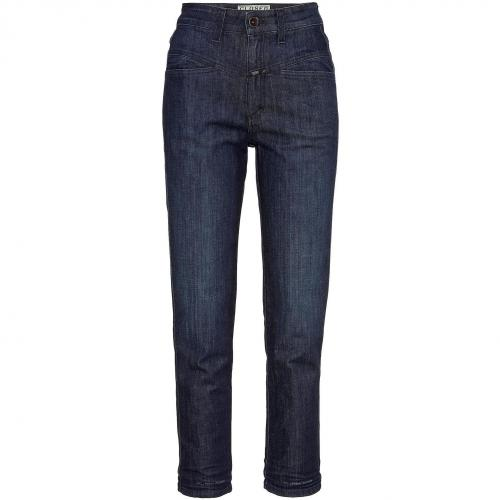 Closed Damen Jeans Pedal Pusher Blue 21