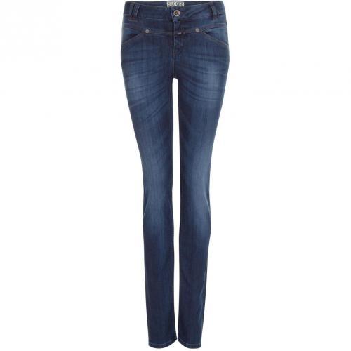 Closed Jeans PEDAL CAPE blau