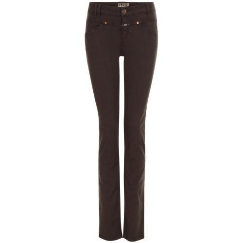 Closed Jeans PEDAL CAPE grün