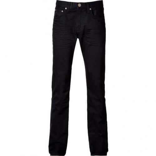 Current Elliott Cast Iron Slim Straight Leg Jeans