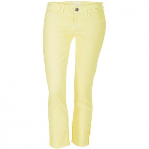 Current Elliott Jeans THE BEATNIK gelb
