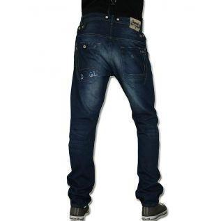 Desigual Herren Jeans Curly