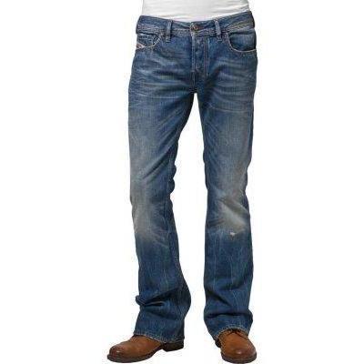 Diesel ZATHAN Jeans blau 0802E