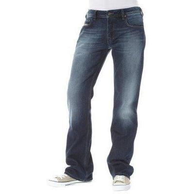 Diesel Zatiny Straight Leg 8J4 Jeans darkdenim used look