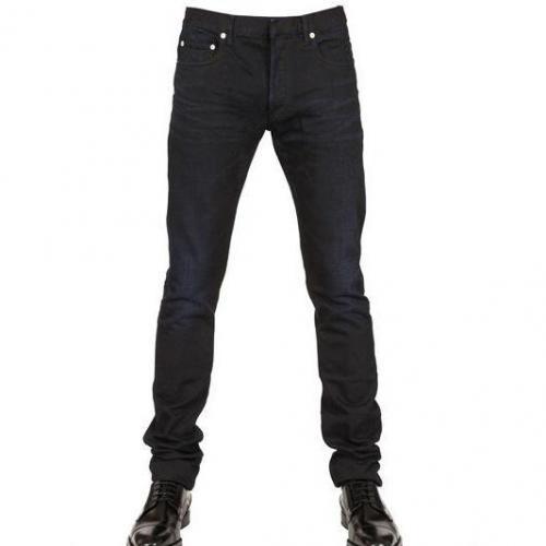 Dior Homme - 17,5Cm Leaden Sky Denim Jeans