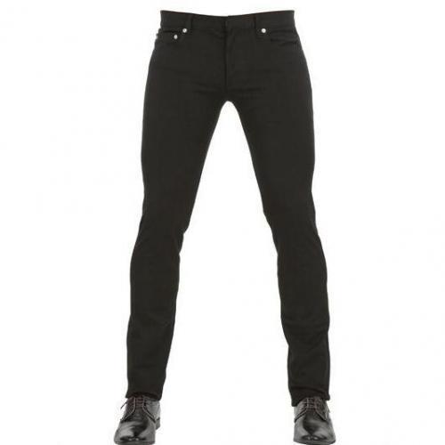 Dior Homme - 17.5Cm Super Slender Sand Blasted Jeans