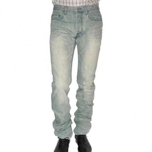 Dior Homme - 19 Cm Snowflake Jeans
