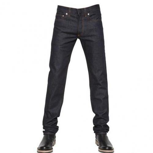 Dior Homme - 19Cm Nostalgy Brut Denim Jeans
