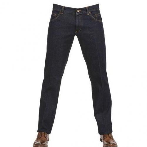 Dolce & Gabbana - 21Cm Basic Denim 14 Classic Jeans