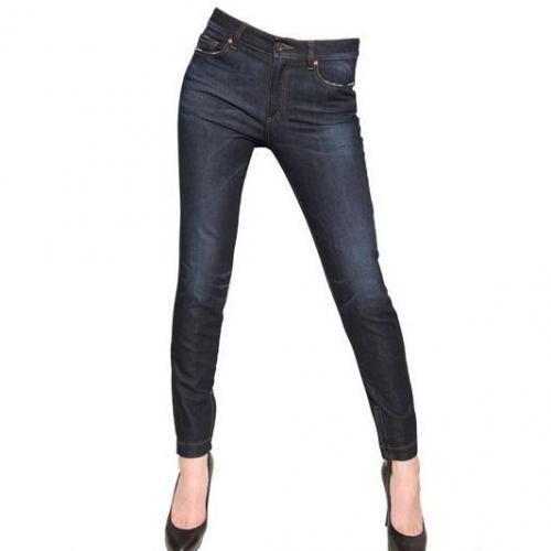 Dolce & Gabbana - Audrey Baumwoll Stretch Denim Jeans