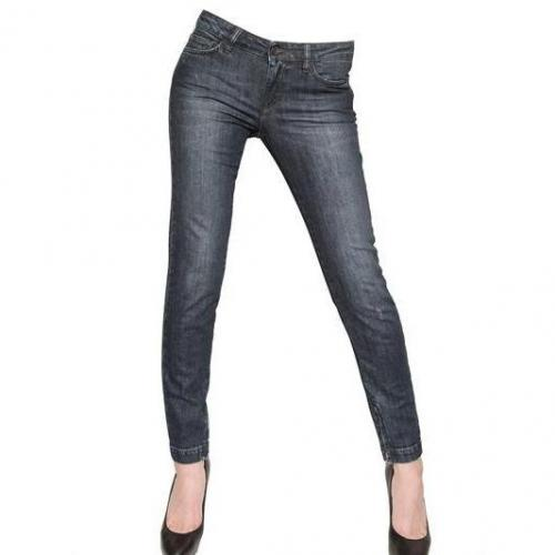 Dolce & Gabbana - Pretty Stretch Baumwoll Denim Jeans